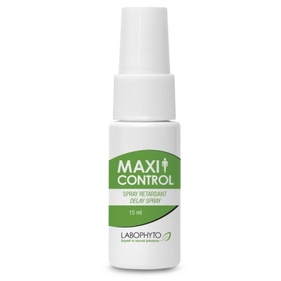 Ejaculation précoce - Spray retardant MaxiControl (15 ml)