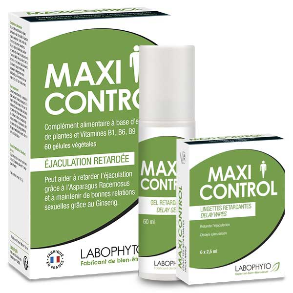 Pack complet MaxiControl (gel + ...